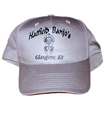 Hatfield Banjo Hat