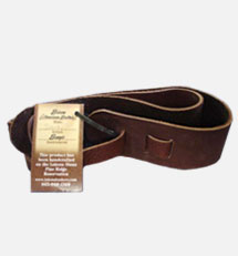 Lakota Leather Banjo Straps